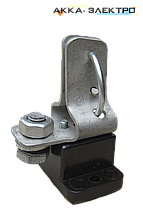 Тримач запобіжника ПН-2 100А (латунь)