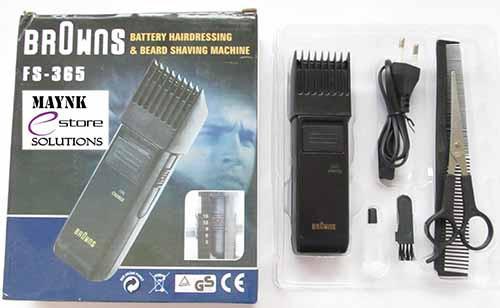 Машинка для стрижки волос Browns FS 365