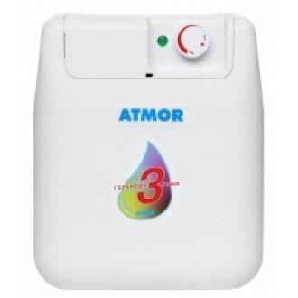 Накопительный водонагреватель ATMOR под мойкой  (SMALL) U/S/E 10 л.