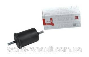 Топливный фильтр на Рено Логан, Логан MCV, Сандеро Stepway 1.4i 8V 1.6i 8V// ASAM 30515