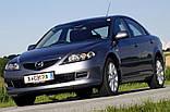 Бампер передний на Mazda 6 (Мазда 6) 2006-2008, фото 2