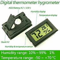 Гигрометр Цифровой Термометр Высокой Точности Влагомер