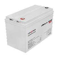 Аккумулятор гелевый LogicPower 12V, 100 Ah