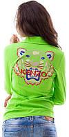 Сорочка жіноча в ментолом кольорі.