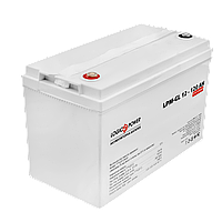 Аккумулятор гелевый LogicPower 12V, 120 Ah