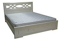 Кровать деревянная «Лиана»    Неман