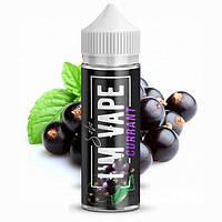 Жидкость для электронных сигарет I'М VAPE Black currant 0 мг 60 мл (Черная смородина)