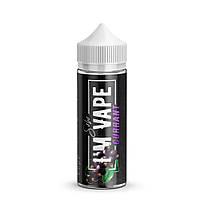 Жидкость для электронных сигарет I'М VAPE Black currant 1.5 мг 120 мл (Черная смородина)