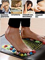 Массажный коврик для ног. Рефлексотерапия. Мануальная терапия. Ортопедический коврик