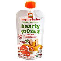 Nurture Inc. (Happy Baby), Органическое детское питание, сытная еда, Chick Chick, стадия 3, 4 унции (113 г)