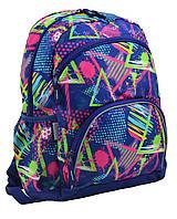 Рюкзак школьный для девочки  SG-21 Trigon, 40*30*13, SMART, фото 1