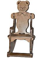 """Кресло-качалка Hega """"Мишка"""" старинный (093)"""