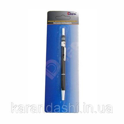 Нож макетный ручка, черный, C-616, DAFA, фото 2