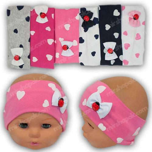 Детские повязки для девочек