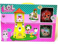 Домик для кукол LOL PT2018 Башня