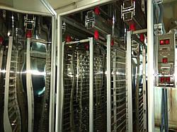 Электростатическая коптильня холодного копчения COSMOGEN CSFE-2020T INOX