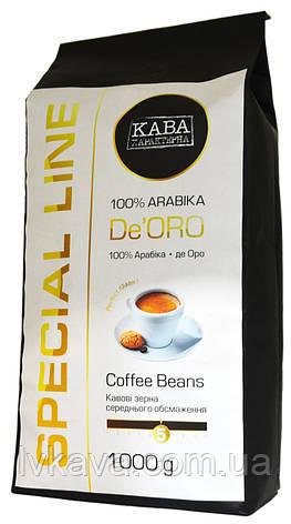 Кофе в зернах Кава Характерна SL D*Oro,  1кг, фото 2