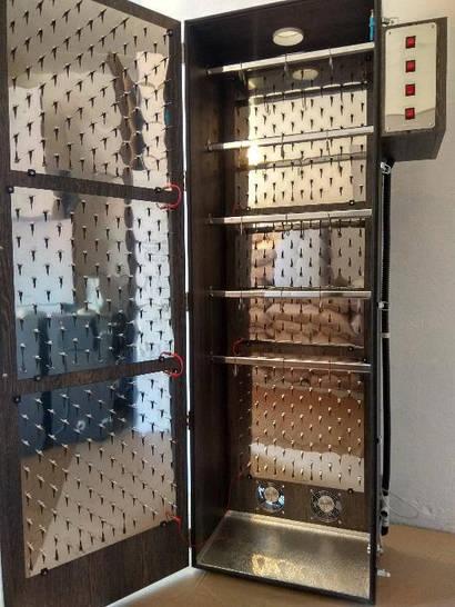Электростатическая коптильня холодного копчения COSMOGEN CSFE-1800