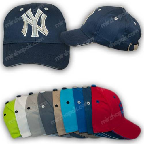 Модные бейсболки для мальчиков, р. 50-52