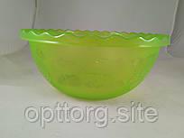 Таз для фруктов 9 л Cалатовый, Ал-Пластик, Арт.: 384