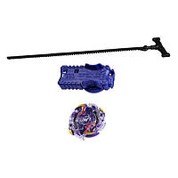 Beyblade Бейблейд c пусковым устройством вайрон в2 Burst Starter Pack Wyvron W2 Hasbro