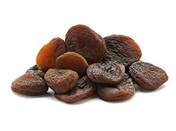 Курага натуральная темная (Узбекистан) / Dried apricots 100
