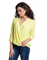 Рубашка женская  штапельная, фото 1