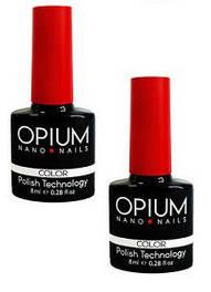 Гель-лаки Opium 8 мл