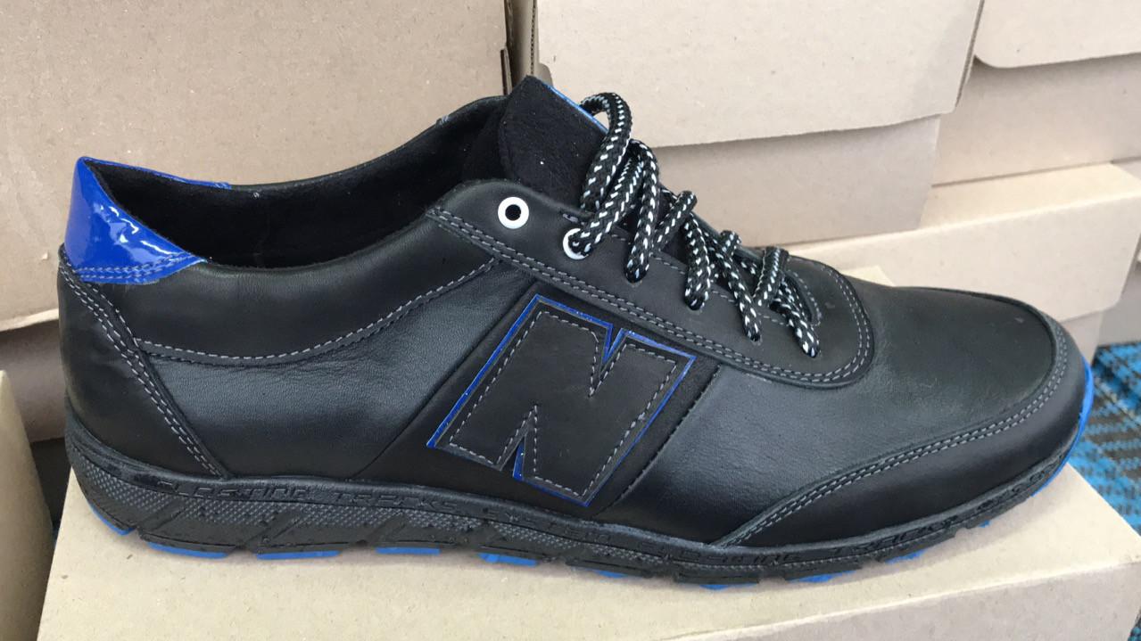 Обувь больших размеров Кожаные мужские кроссовки размеры 46 4f23455442696
