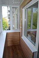 Ремонт и остекление балконов