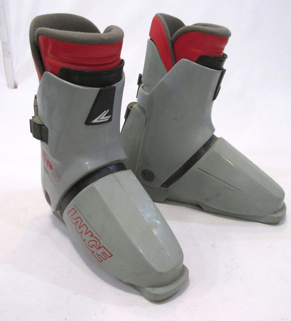 Ботинки лыжные Lange SPS, 27.5 см, Отл сост!