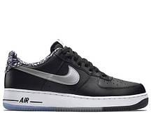 "Мужские Кроссовки Nike Air Force 1 Low ""Black/White/Cool Grey"""
