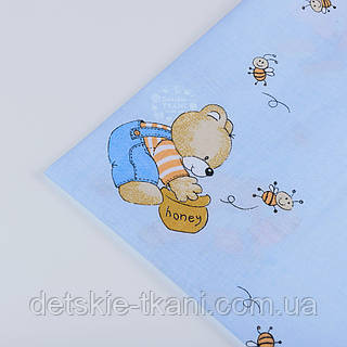 Лоскут ткани №К-006 размером 30*56 см