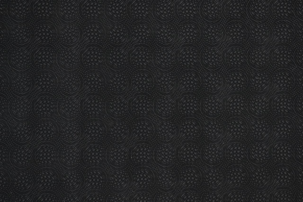 """Листовая профилактика """"Кайман"""" 570mmx380mm, толщина 1,8mm, цв. черный"""