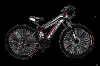 Велосипед Cross Hunter 26 Black-White-Red
