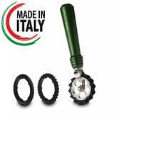 Нож для теста и лапши Marcato Pastawheel Green