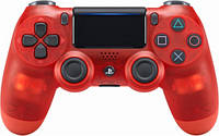 Sony Dualshock 4 V2 Red Crystal (CUH-ZCT2E)