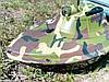 """Кораблик для прикормки JABO-2AL-20А-CAMO с """"Турбо режимом"""" - функцией ускорения, с АКБ 20А/Ч"""
