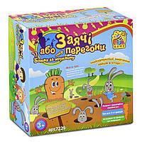 """Настольная игра Fun Game """"Заячьи гонки"""" арт. 7229, фото 1"""