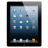 Apple iPad 4 Wi-Fi 16 GB Black (MD510) Б/У