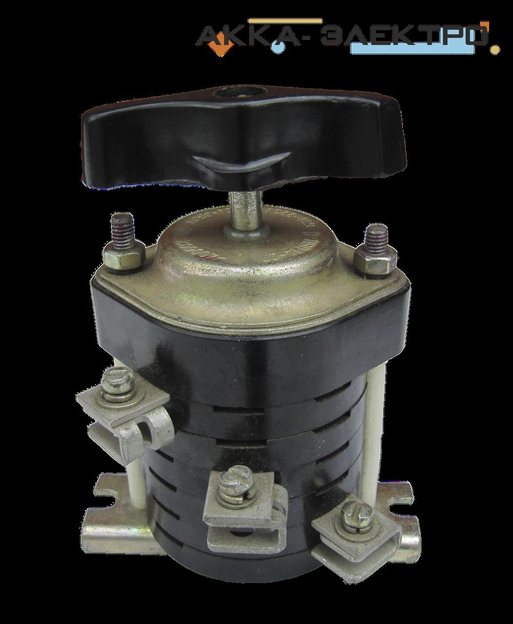 Пакетний вимикач ПВП 14-27 63А