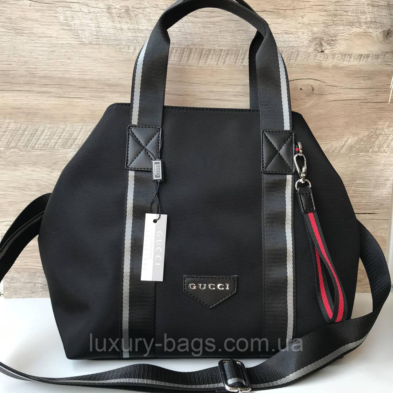 41cb45b4 Женская спортивная сумка Gucci Гуччи, цена 1 295 грн., купить в ...