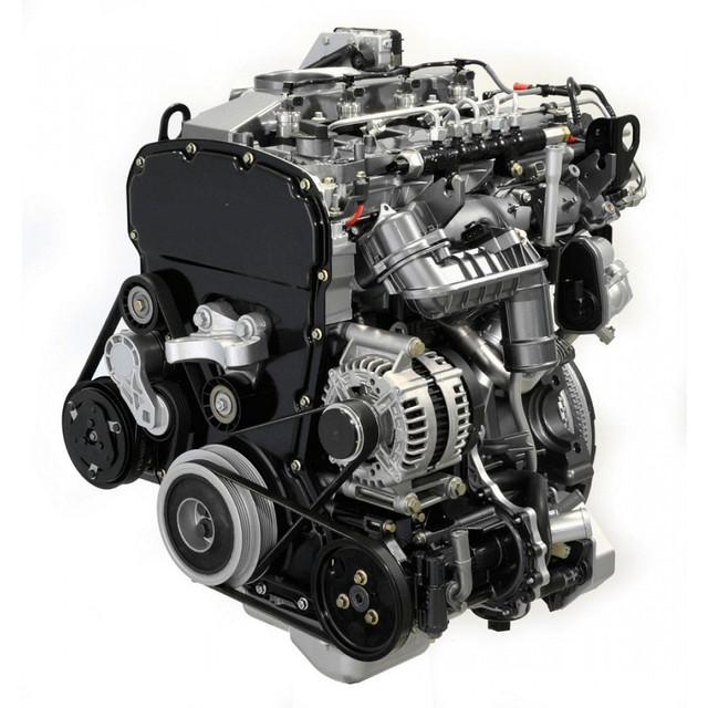 Детали двигателя Ford Transit Custom 12-