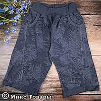 Серые шорты для мальчика Размеры: 8-9,9-10,10-11,11-12 лет (6429-2)