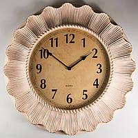Настінні годинники з дзеркалом 61 см