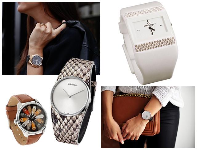 Модные часы наручные