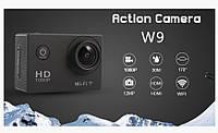 Экшн-камера Sports Cam W9 с Wi-Fi, фото 2
