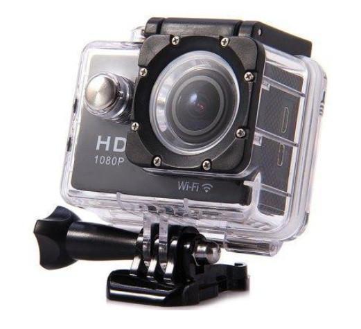 Экшн-камера Sports Cam W9 с Wi-Fi