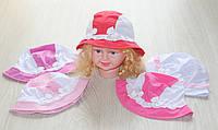 Детские панамки для девочки