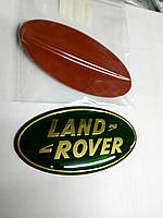 Эмблема на LAND ROVER  105х53 мм